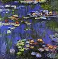Monet - water-lilies - Les Nymphaes
